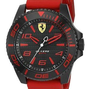 Ferrari Men's 0830308 XX KERS Analog Display Japan